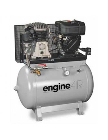 Compresseur d'air thermique diesel - réservoir 270 litres