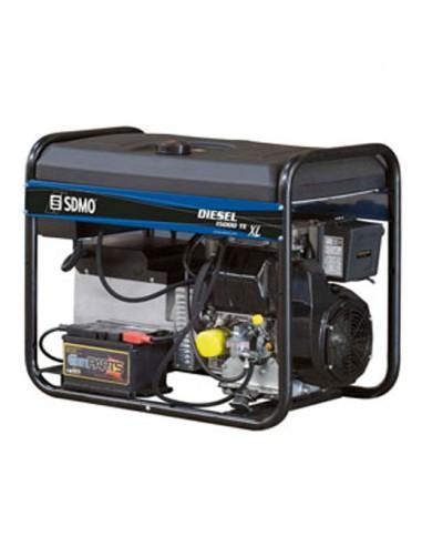 Groupe électrogène Diesel triphasé 12,5 kVA SDMO Diesel 15000 TA XL C5