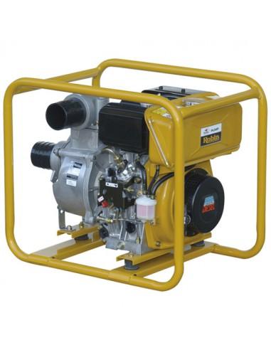 Motopompe diesel pour eaux chargées débit 900 l/min WORMS
