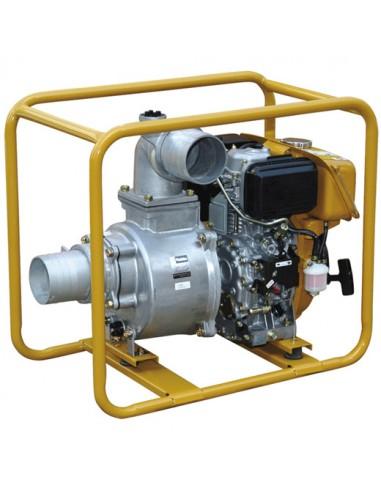 Motopompe eaux chargées diesel débit 1300 l/min WORMS®