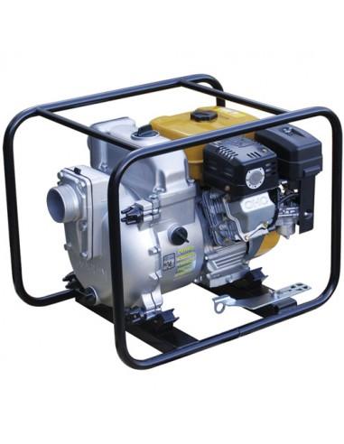 Motopompe essence pour eaux très chargées débit 1190 l/min WORMS