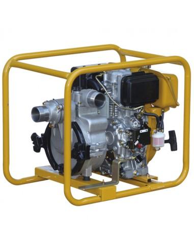 Motopompe diesel pour eaux très chargées débit 800 l/min WORMS