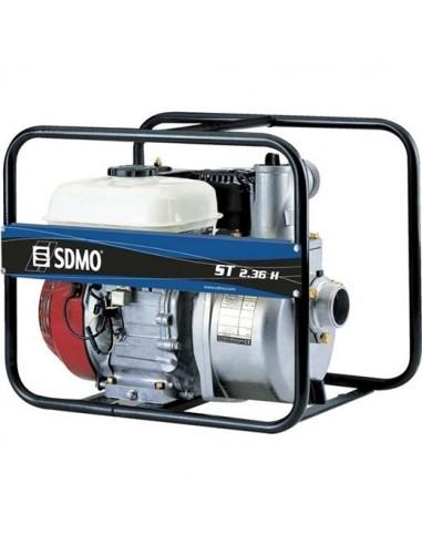 Motopompe SDMO moteur HONDA essence 4 temps 36 m3/h