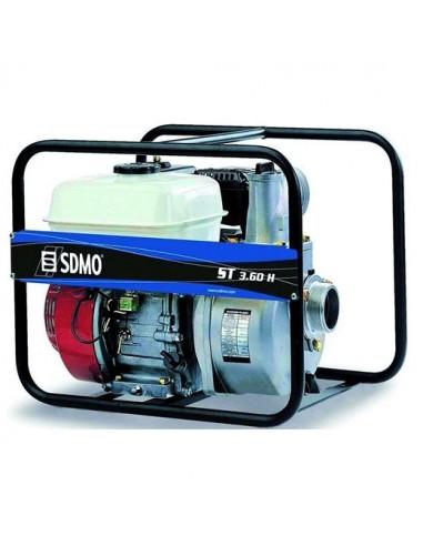 Motopompe SDMO moteur HONDA essence 4 temps 54 m3/h